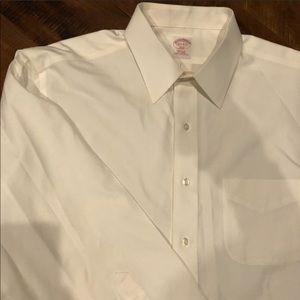 Men's brooks brother dress shirt